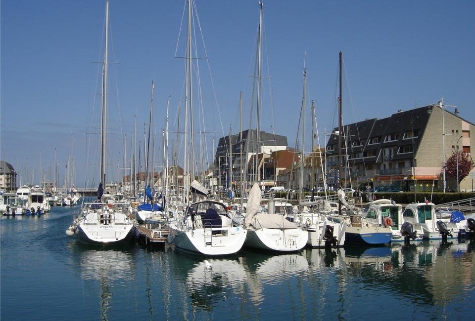 Port de Courseulles-sur-Mer